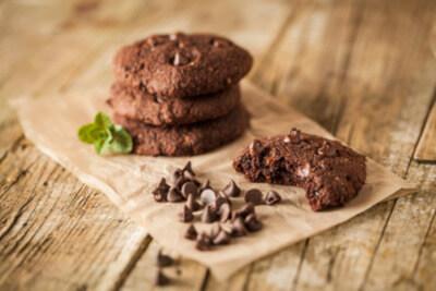 Recette : cookies au chocolat et à la Stevia (sans sucre) !