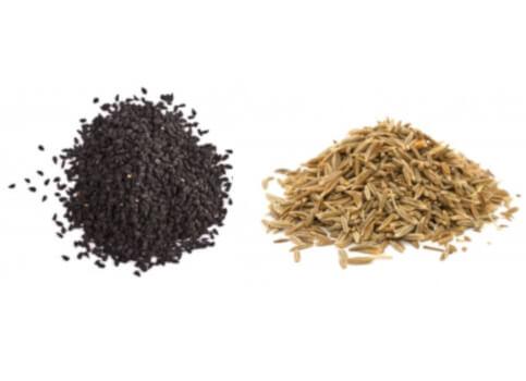 Quelles différences entre cumin et nigelle (cumin noir) ?