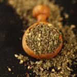 zaatar maison mélange d'épices libanaises