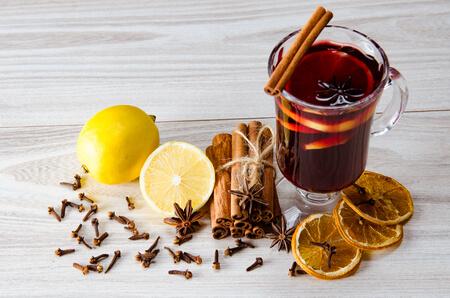 Recette : mélange d'épices pour faire du vin chaud maison !