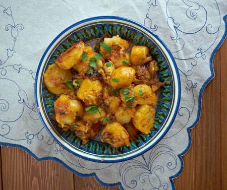 Recette : Batata harra libanais (pommes de terre sautées et épicées) !