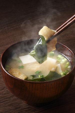 Recette : Soupe miso japonaise (Miso Shiro)