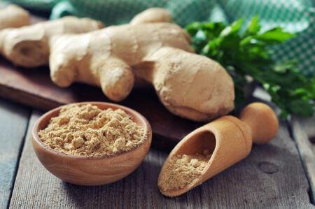 Comment utiliser le gingembre contre la migraine ?